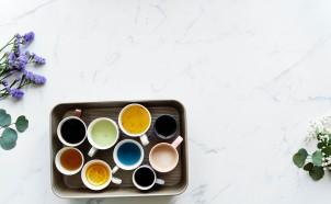 陶器の通販サイトから購入した器のイメージ画像
