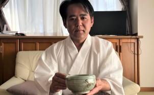 田村さんと湯さまし